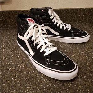 Van's Sk8-hi top shoes Men's Size 10
